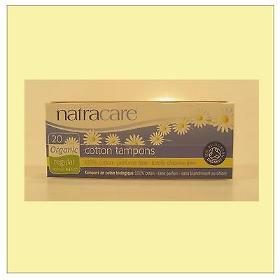 Natracare Tampons normal 20 Stk.
