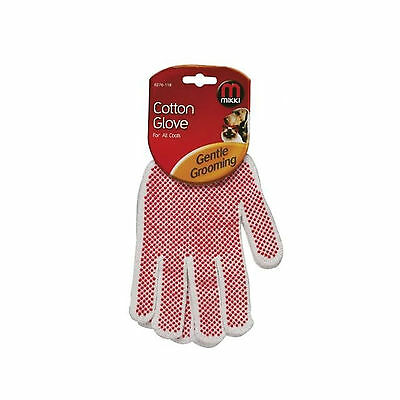 Mikki Cotton Glove For All Coats (1 pair)