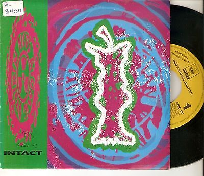 """NED´S ATOMIC DUSTBIN 7"""" SPAIN 45 INTACT 1992 Promo 1 SIDE INDIE ROCK ARIC 187 EX"""