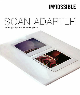 Impossible Scan Adapter - Adattatore x scansione Polaroid Image/Spectra