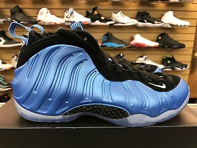 release date pick up popular stores NIKE AIR FOAMPOSITE One 'University Blue' UNC 314996-402 MENS RARE ...