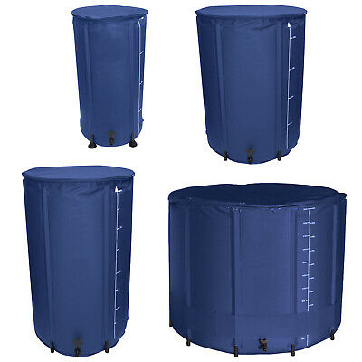 Hydroponics Flexi Collapsible Tank Fold Up Compact Grow Water Butt Storage - iws