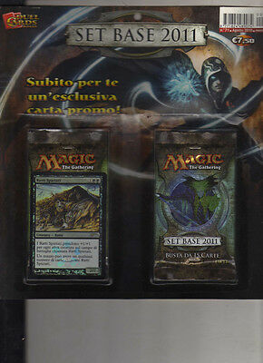 Set  Base  2011  Duel Card's Magic The Gathering