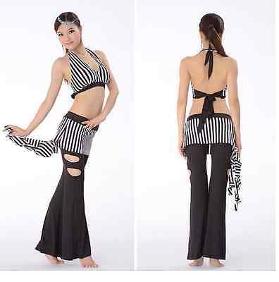 Belly Dance Training Clothes for Dance Practice Clothing Belly Dance Costume.