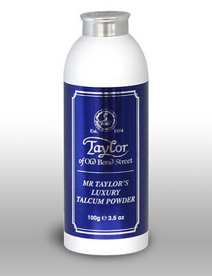 Taylor of Old Bond Street Mr Taylor Talcum Powder 100g 07151