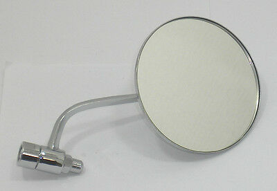 VW PEAR MIRROR BEETLE BUG RIGHT 1950-1967 VOLKSWAGEN PASSENGER SIDE 113857514A