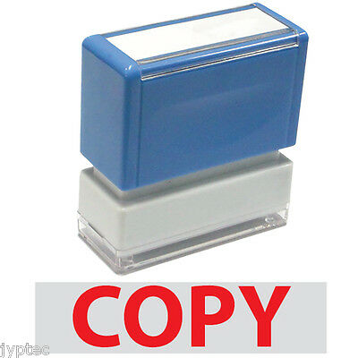 """JYP PA1040 Rectangle Stock Pre-Inked Rubber Stamp with """"Copy"""""""