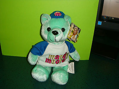 Mandy Moore Limited Edition Beanie Bear #3