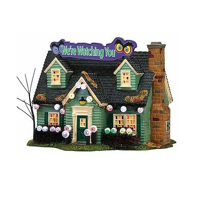 DEPARTMENT 56 4036590 Glares and Stares House