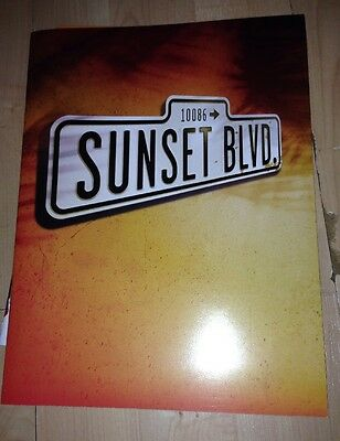 Sunset Boulevard Theatre Coliseum Glenn Close Michael Xavier Ria Jones