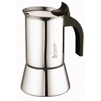 Bialetti - Cafetiere 4T Inox Venus Induct