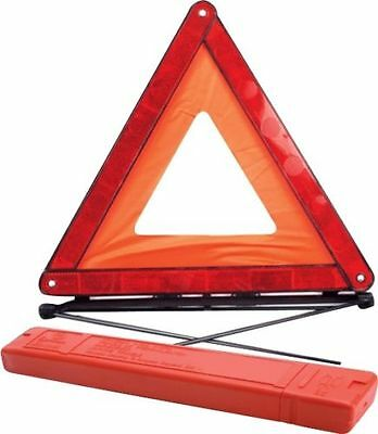 2 X Reflective Warning Sign Fordable Triangle Car Hazard Breakdown Eu Emergency