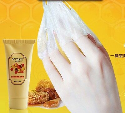 PARAFFIN  Bath Milk Honey Wax Hand Wax Hand Mask for Hand Whitening 60 G