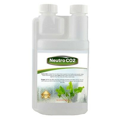 Neutro CO2 - Easy Liquid Carbon Aquarium Plant Fertiliser 500ml Small