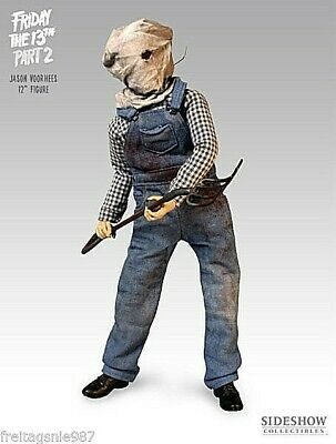 FRIDAY 13TH JASON VOORHEES figure ltd 5000 Sideshow
