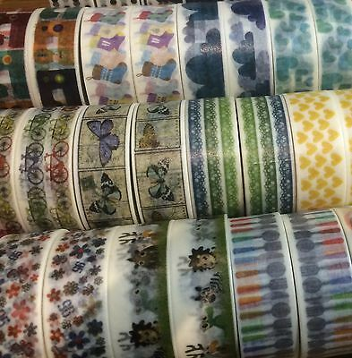 CUTE washi tape for crafts parties wedding gifts scrapbooking animals Finland