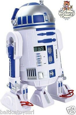 Orologio Sveglia digitale Star Wars R2-D2