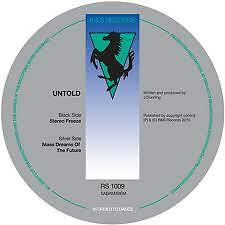 """Untold - Stereo Freeze NEW 12"""""""