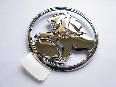Holden Vy Vz Commodore S Ss Chrome Rear Ute Tailgate Badge New Genuine Gm
