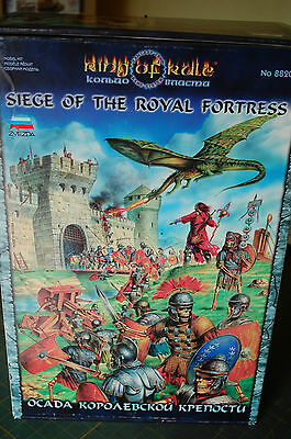 Zvezda 8820 - Siege Of The Royal Fortress  scala 28mm