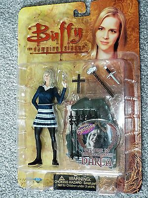 "Buffy The Vampire Slayer WELCOME TO THE HELLMOUTH DARLA 6"" Action Figure"