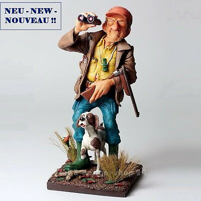 "GUILLERMO FORCHINO Professionals - ""THE HUNTER"" - Figur - FO85535 NEU !!"