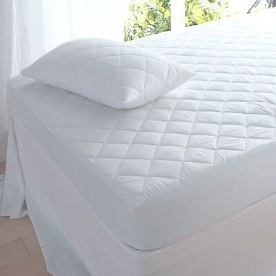 Extra Deep Quilted fitted matress  protector hygienic&non allergenic