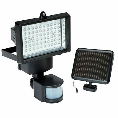 Motion Sensor Outdoor Solar Security Floodlights Lawn Garden Yard Bright Lights