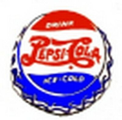 PEPSI SELF ADHISIVE STICKER for American Flyer Flyerville S Gauge Scale Trains