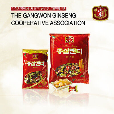 Gangwon Ginseng Cooperative, Six-year old Red Ginseng Candy 200/850g