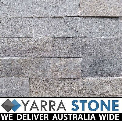 Stone Wall Cladding / Stacked Stone / Stackstone-Oak Gray SAMPLE ONLY