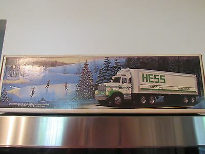 Hess  -  1987 Toy Truck Bank - Not Out Of Original Box
