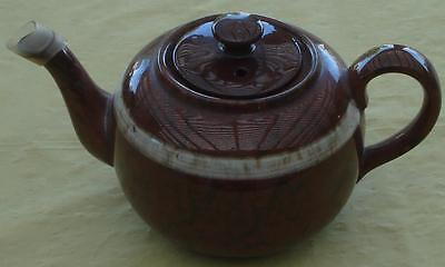 Vintage Ceramic Majolika Teapot - Made in Hungary - VERY OLD PIECE - GDC - NICE