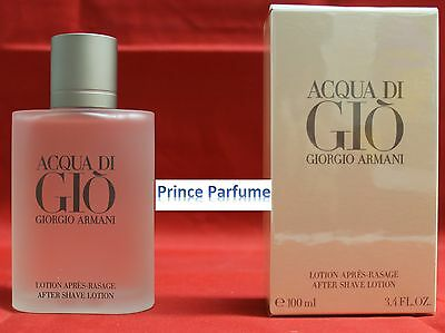 ARMANI ACQUA DI GIO' AFTER SHAVE LOTION - 100 ml