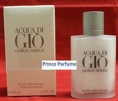 ARMANI ACQUA DI GIO'' AFTER SHAVE BALM - 100 ml