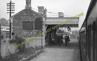 Brislington Railway Station Photo. Bristol - Pensford. Radstock Line. GWR. (3)