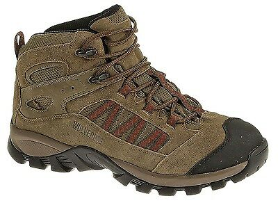 Wolverine Men's Black Ledge FX Waterproof Hiking Boots