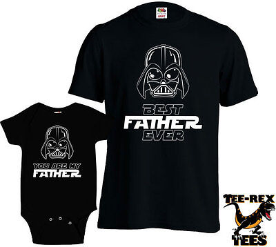 Matching Father Son Shirts Best Dad Ever Shirt First Fathers Day Gift Bodysuit