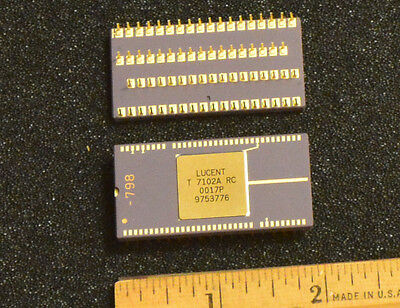 Lucent 7102A X.25/X.75 Protocol Controller