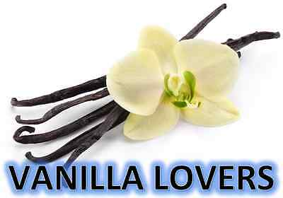 VANILLA LOVERS COLLECTION Soy Wax Clamshell Break Away tart melt wickless candle