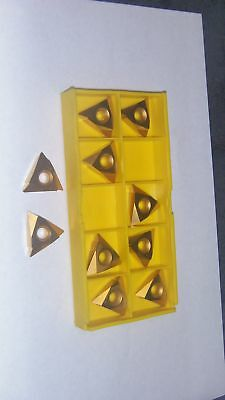 New 10Pcs Tpmc-54Nv Tin  Carbide Inserts