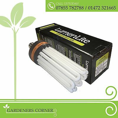 Hydroponic Dual Spectrum 125 150 200 250 300w CFL Light Bulb Growing & Flowering