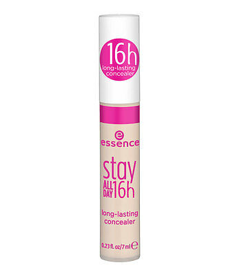 essence Correttore liquido stay all day 16h longlasting concealer natural beige