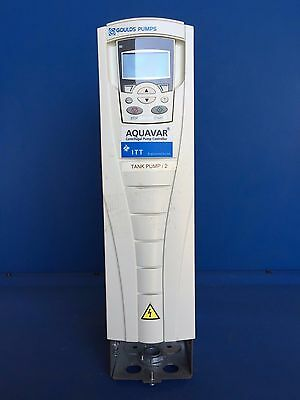 ABB ACS550-U1-015A-4 Goulds Pumps Centrifugal Aquavar Pump Controller 10HP