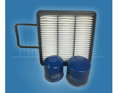 New 4WD 4x4 Filter Kit for Great Wall X200 V200 2.0L CRD (2011on) T/Diesel 4Cyl.