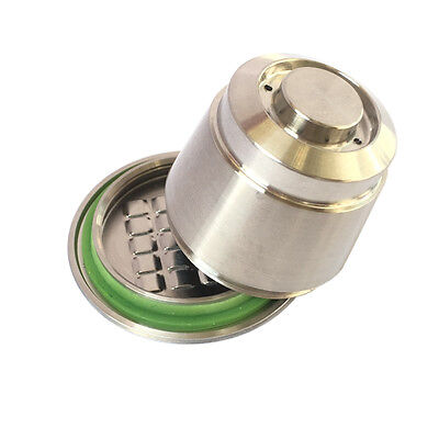 2-Gen Stainless Steel Refillable Reusable Coffee Capsule for Nespresso Machine