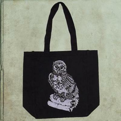 Harry Potter : HEDWIG Tote Bag from Miles to Go - strong canvas and quality!!