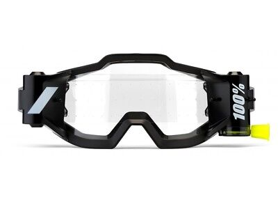 100% NEW Mx FORECAST Film Roll Off Motocross Dirt Bike Goggles Roll-Off System