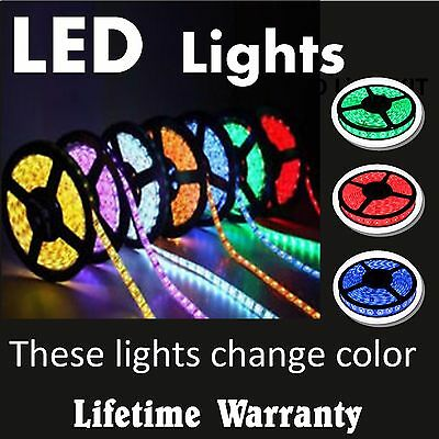 arts & crafts LED light strip - great for home lighting projects