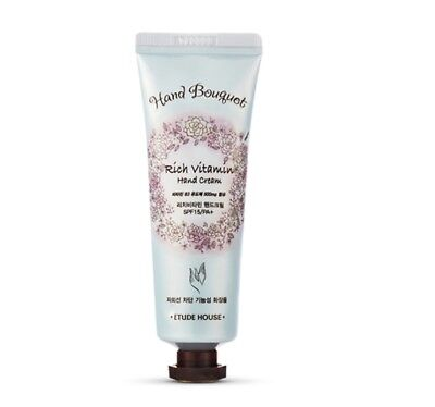 [ETUDE HOUSE]Hand Bouguet - Rich Vitamin Hand Cream 50ml